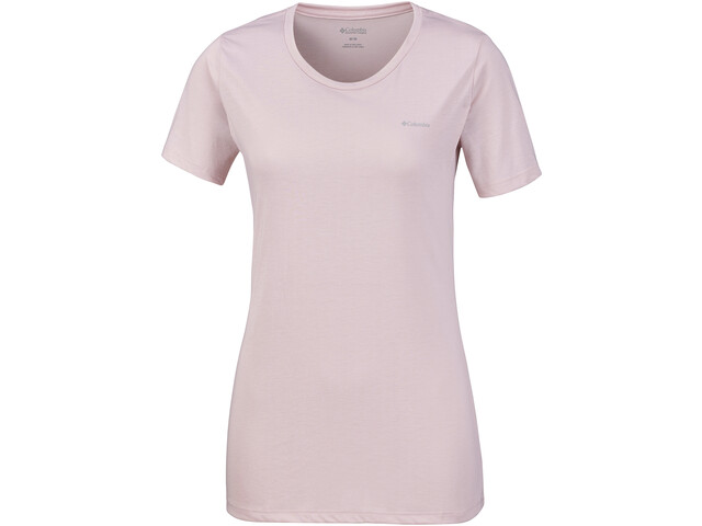 Columbia Lava Lake T-shirt manches courtes Femme, mineral pink